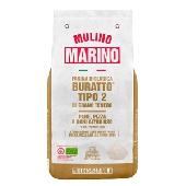 Mulino Marino - Farina tipo 2 Buratto Pane Pizza - 1 kg.