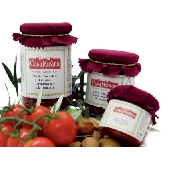 Cherry tomato paté with almond flavour Casa Morana