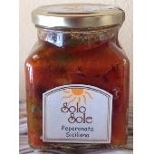 Sicilian Peperonata - SoloSole