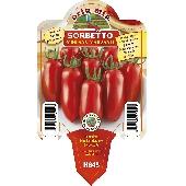 Datterino mini San Marzano Tomato - Orto Mio