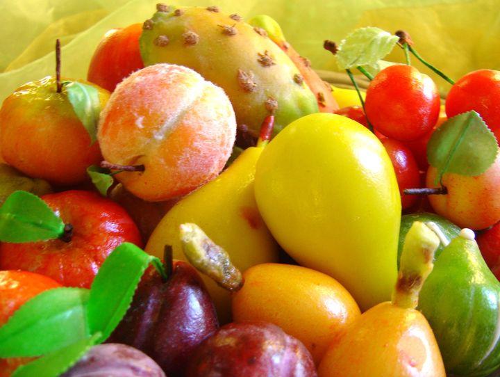 Frutta di Martorana marzipan frui -