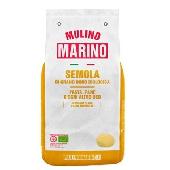 Mulino Marino - Semola di Grano Duro da Coltivazione Bio