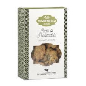 Tumminello Biscuits - Sicilian  Sweets Curly Pistachio
