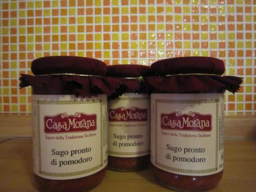 Ready to use tomato sauce - Casa Morana