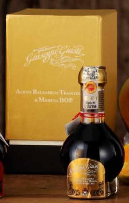 Acetaia Giusti - �Traditional balsamic vinegar - Aceto Balsamico Tradizionale� di Modena DOP - Extravecchio