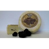 Formagella di Tremosine with truffle