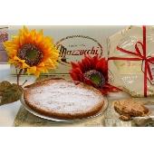 Tortionata di Lodi (almond cake)