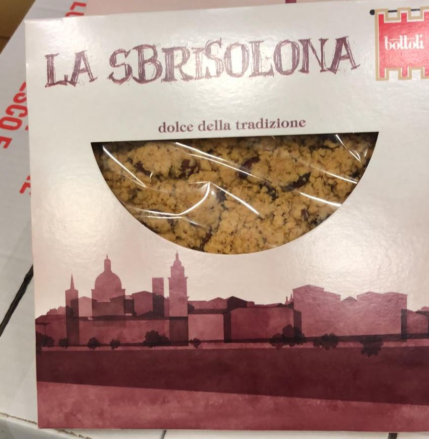 Bottoli - La Sbrisolona
