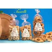 Taralli with fennel seeds - Arconatura