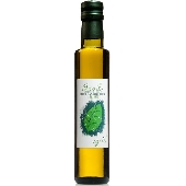 Basil - flavoured extra virgin olive oil - basil