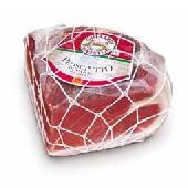 Piece of Prosciutto di Parma (parma ham) aged 18 months - San Nicola Ghirardi Onesto