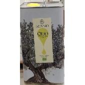 Organic extra virgin olive oil - Adamo