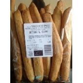 Artisan organic wheat-sesame Grissini - Forno Astori