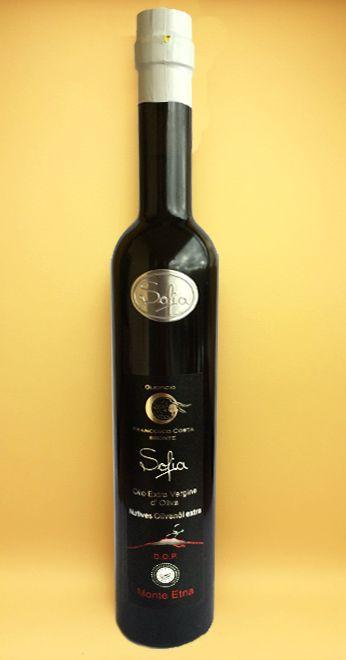 Sofia DOP, Extra Virgin Olive Oil,  Monte Etna - Oleificio Francesco Costa Gaetano