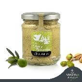 Olives pistachio pat� - Azienda Agricola Adamo
