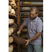 Bitto aged cheese 4 years - Stagionatore Emilio Brullo