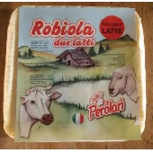 Robiola two milks Perolari