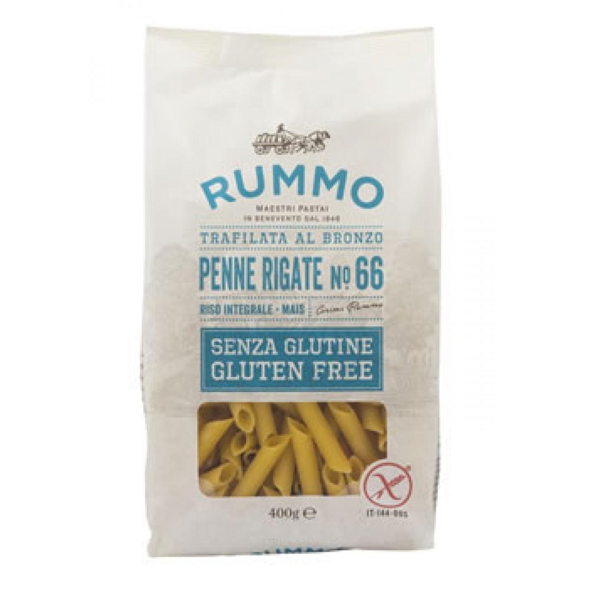 Penne Gluten Free - Pasta Rummo