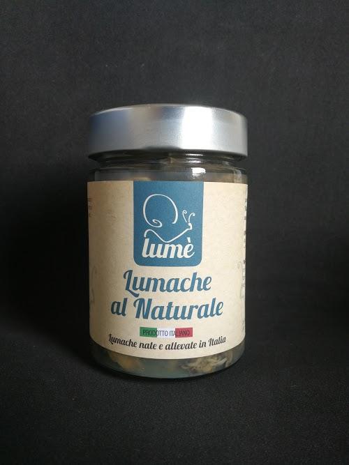 Lumache al naturale - Lum�