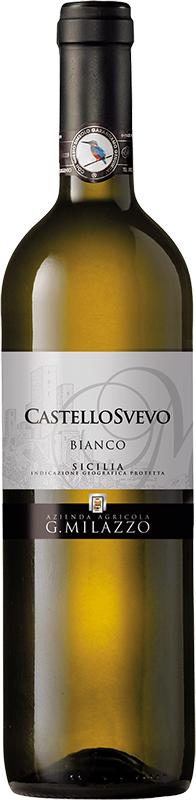 Castello Svevo Bianco - Cantina Milazzo
