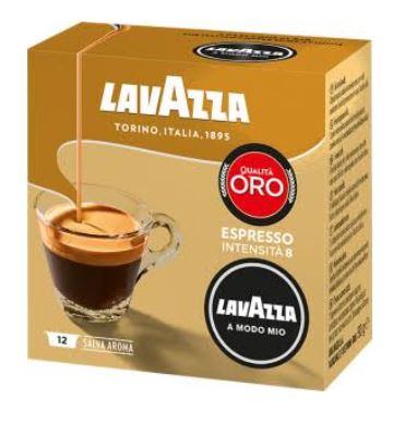 Caff� a modo mio qualit� oro - Lavazza